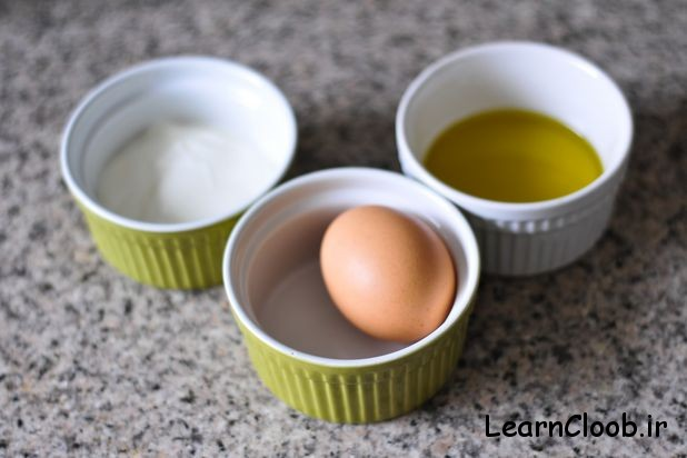 How to Heal Dry, Damaged Hair With Olive Oil, Eggs & Mayonnaise