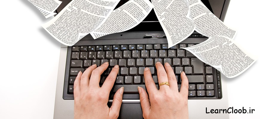 copywriter-typing-documents